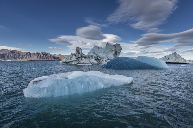 Overnight South Coast And Jokulsarlon Glacier Lagoon Tour From