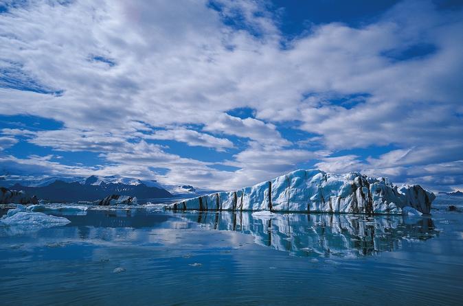Overnight South Coast And Jokulsarlon Glacier Lagoon Tour From Reykjavik