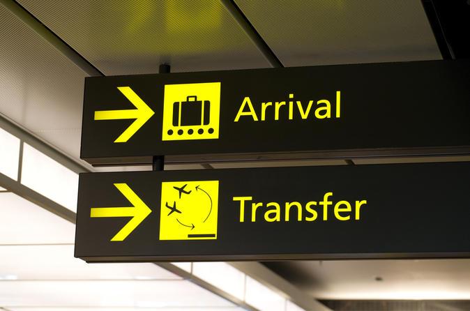 Reykjavik International Airport Private Arrival Transfer