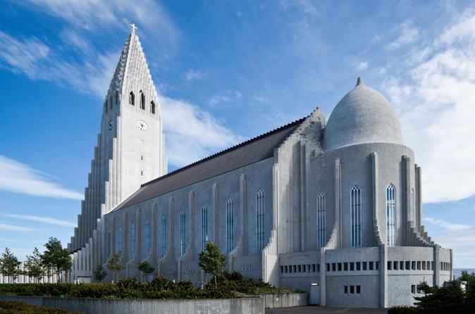 Reykjavik sightseeing tour in reykjavik 136275