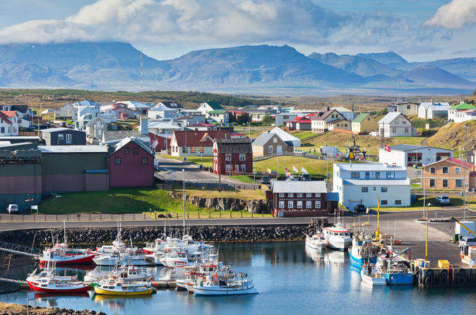 Snaefellsjokull, The Glacier and The National Park Tour from Reykjavik