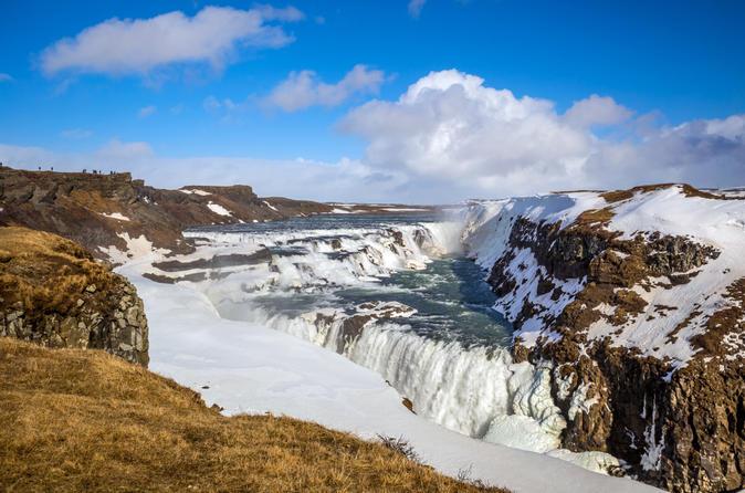 Viagem diurna clássica pelo Círculo Dourado partindo de Reykjavik