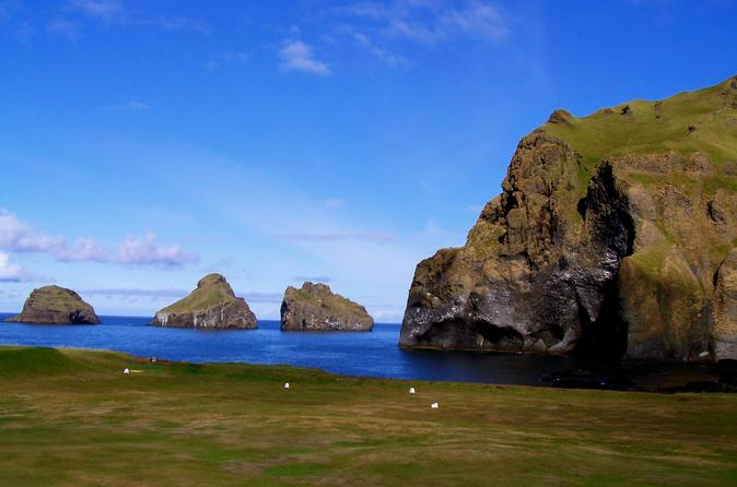 Westman Islands Day Tour from Reykjavik with Sightseeing by Bus and Boat