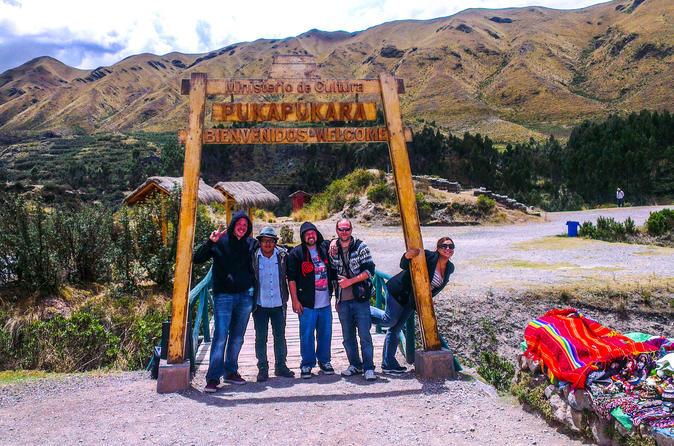 City tour para grupos pequenos por Cusco
