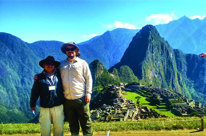 Excursão particular de dia inteiro para Machu Picchu