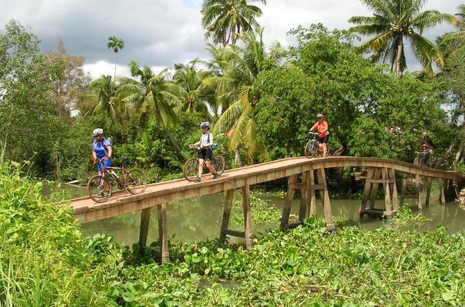 Best mekong delta bike tour""