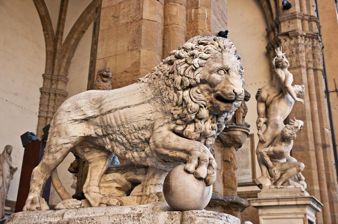 Florence Özel Tur: Floransa'nın Tam Gün Yürüyüş Turu, Duomo, Uffizi ve Accademia ile Zirveler İtalya, Avrupa