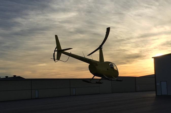 Savannah Sunset Helicopter Tour