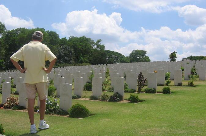 Singapore 1942 Battlefield Tour