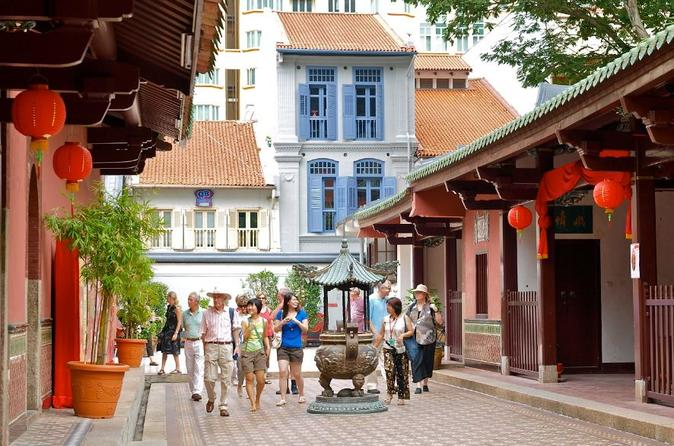 Singapore's Chinatown Morning Walking Tour