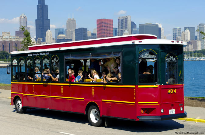 Tour de Chicago en bus à arrêts multiples