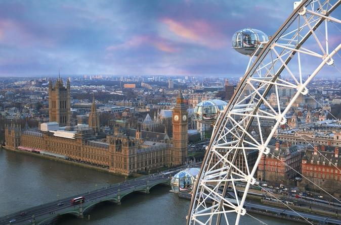 Ingresso padrão para a London Eye