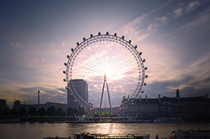 London Eye Fast-Track Ticket with 4D Experience