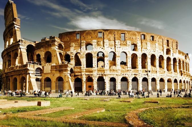 2-Hour Rome Colosseum Skip-the-Line Tour