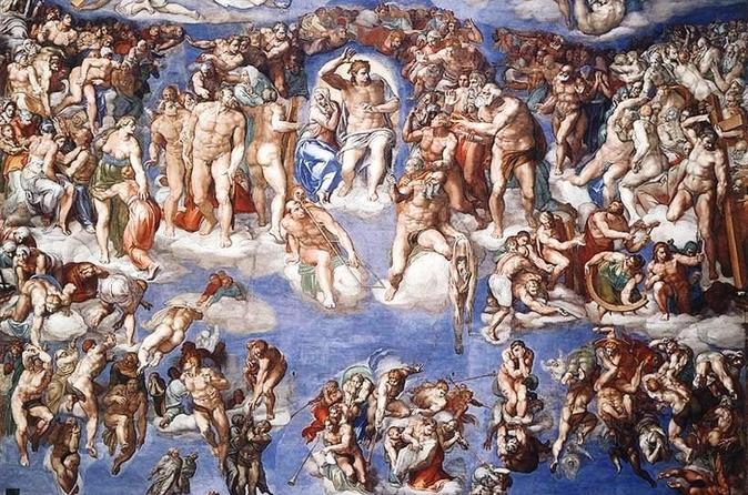 Entrada rápida para os Museus do Vaticano e Capela Sistina
