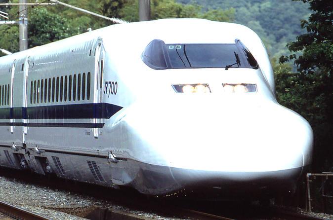 Japan Rail Pass para 7 dias, incluindo taxa de envio