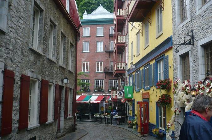 Excursão privada: excursão a pé pela cidade de Quebec