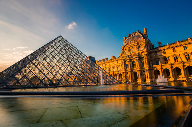 4 hour Paris Guided Tour including Louvre Masterpieces