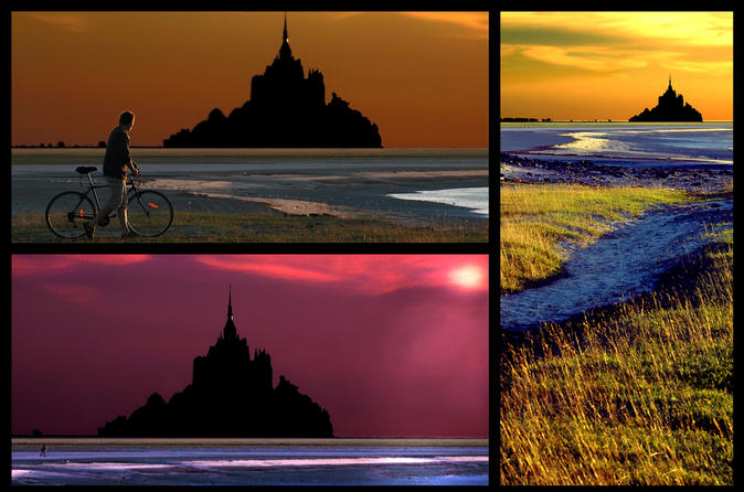 Two-Day Mont Saint Michel & D-Day Normandy Private Day Tour from Paris