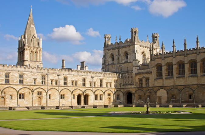Private Harry Potter Movie Sites from London: Oxford and Lacock