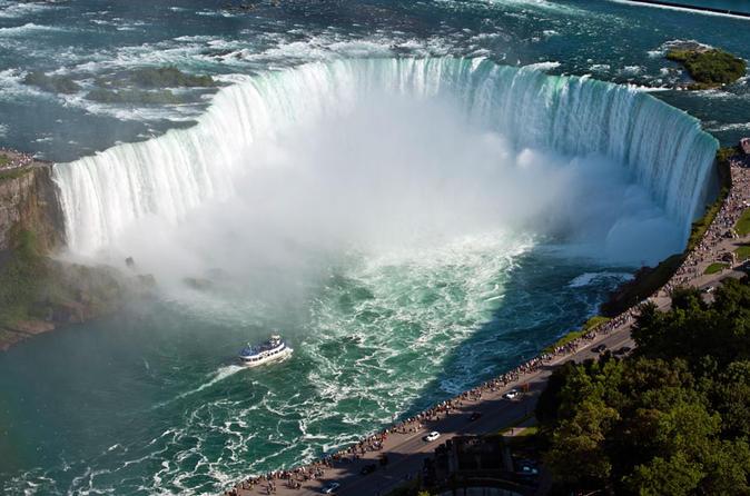 Niagara falls one day sightseeing tour in toronto 304117