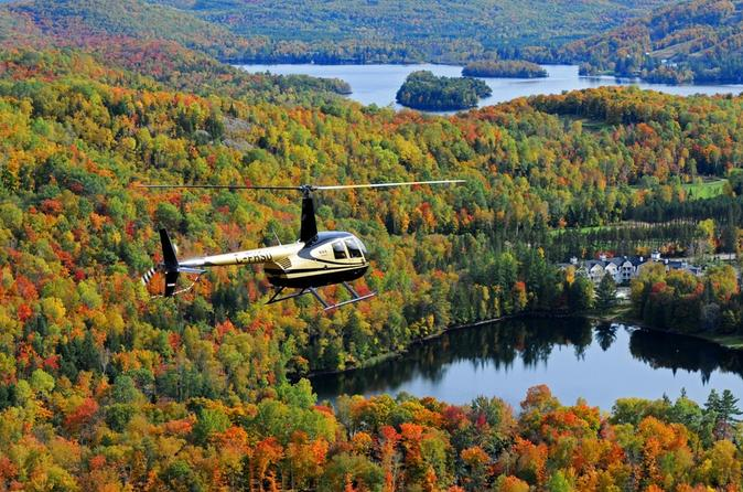 Quebec Air, Helicopter & Balloon Tours