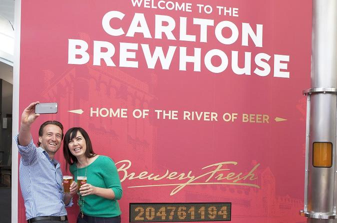 Carlton & United Brewery Tour