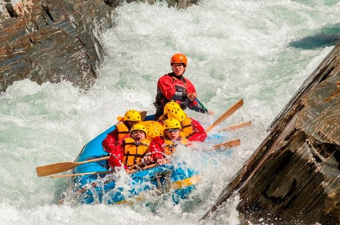 Half-Day Shotover River Rafting Trip from Queenstown