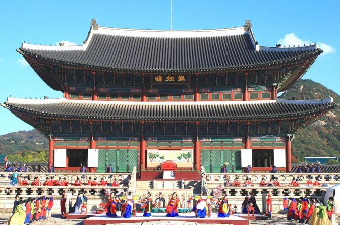 Full Day Royal Palace And Korean Folk Village Tour In South Korea Asia - Korea tour