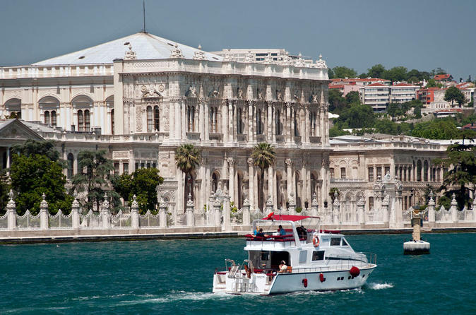 Half Day Bosphorus Cruise Tour - Afternoon