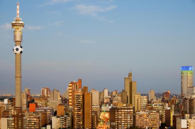 Destaques de Joanesburgo: excursão guiada diurna