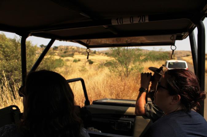 Excursão de dia inteiro à Reserva Natural de Pilanesburg