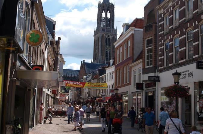 3-Hour Walking Tour Of Utrecht