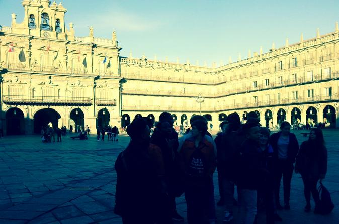 Salamanca walking tour in valladolid 291042