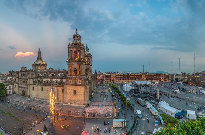 Mexico City Private Tour