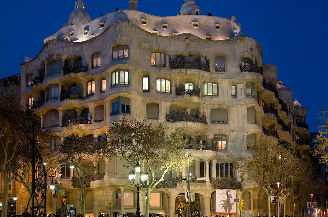 Barcelona Self- Guided Audio Tour