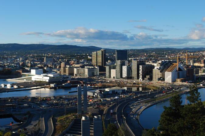 Oslo Self Guided Audio Tour