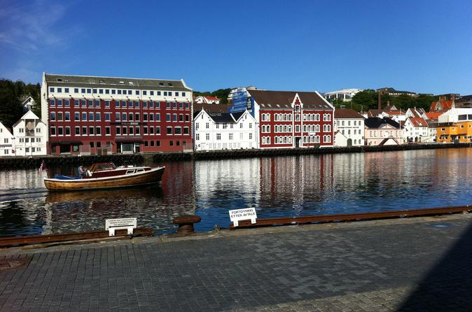 Stavanger Self Guided Audio Tour