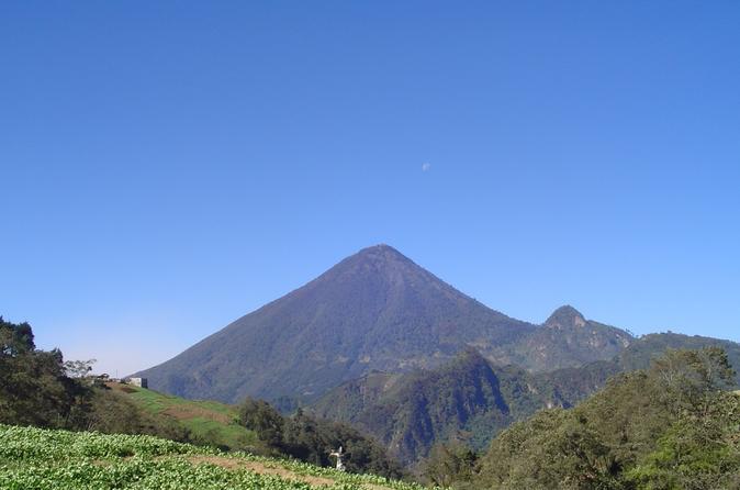 Santa mar a volcano hike from quetzaltenango in quetzaltenango 324921