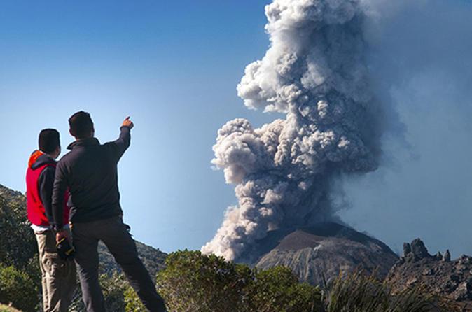 Santiaguito volcano hiking tour from quetzaltenango in quetzaltenango 292242