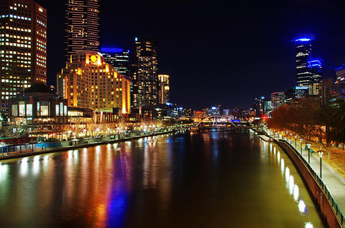 Melbourne Spirit of Melbourne Dinner Cruise Australia, Pacific Ocean and Australia