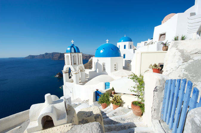 Greece Multi-day & Extended Tours