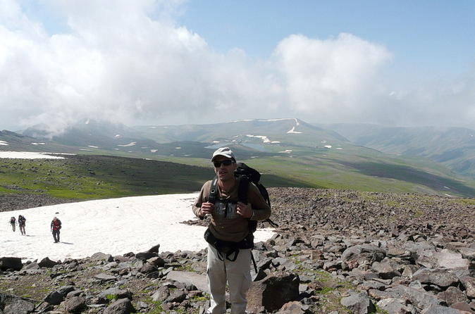 Trek to mount aragats volcanic from yerevan in yerevan 291478