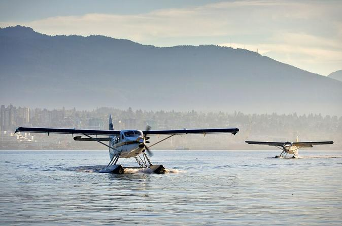 Vancouver to Victoria Seaplane Flight