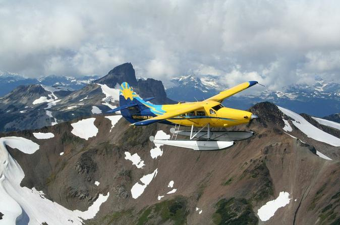 Victoria to Whistler Scenic Flight