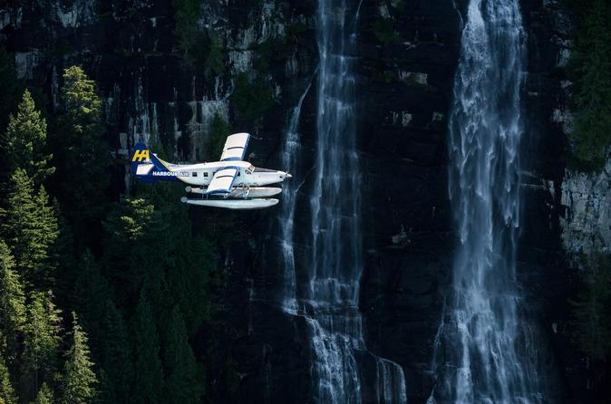British Columbia Air, Helicopter & Balloon Tours