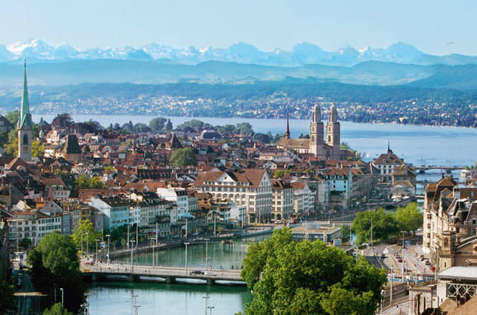 Half day zurich guided tour from basel in basel 315091