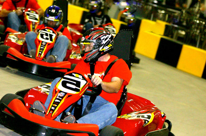 Kart Racing included Transport from Basel Switzerland, Europe
