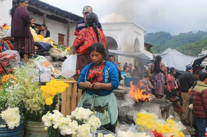 4-Day Tour: Guatemala City, Antigua, Chichicastenango Market and Lake Atitlan