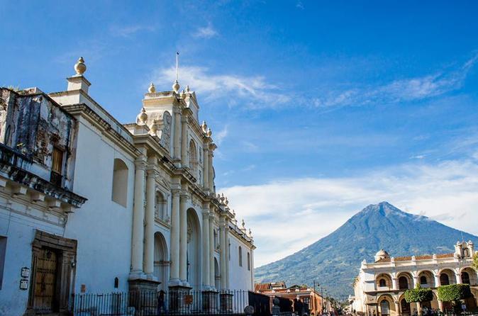 Antigua Guatemala Stopover Tour